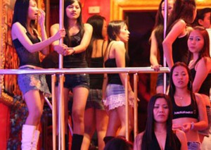 bar girls in pattaya thailand